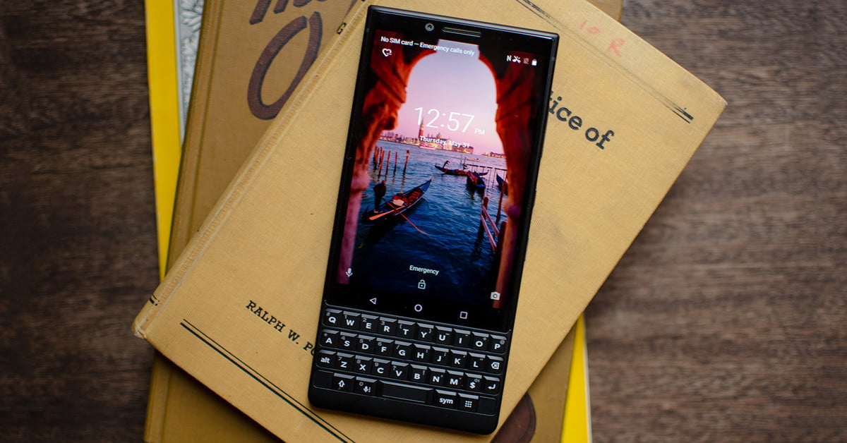 Blackberry Key2 Review An Exceptional Phone Digital Trends