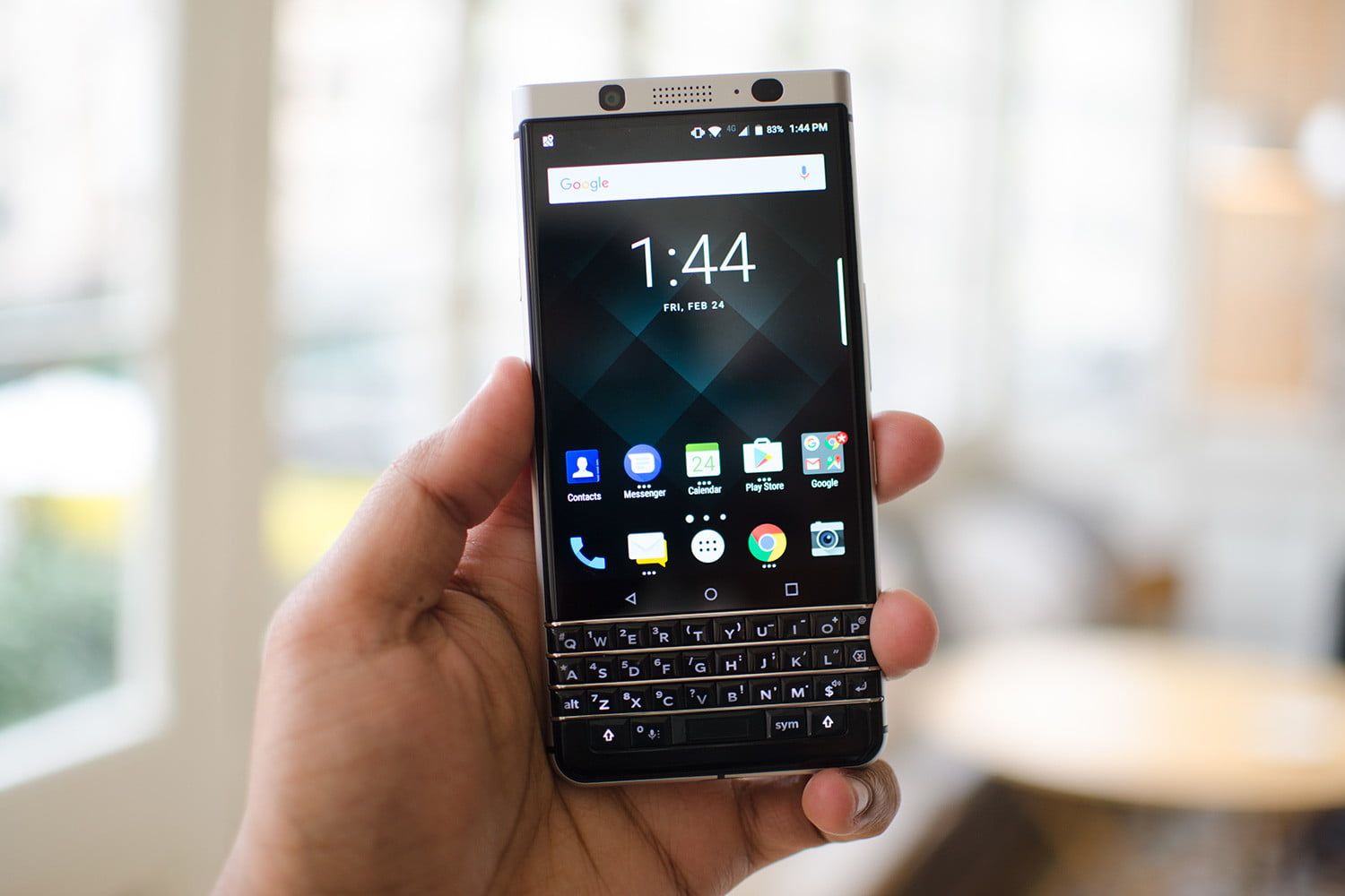 10 Tips and Tricks for the BlackBerry KeyOne Keyboard