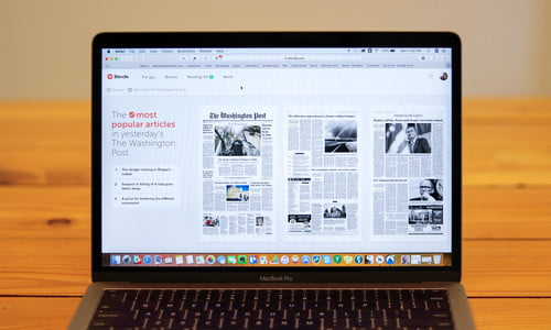 I Tried Blendle, the 'Netflix of Journalism,' and Nearly