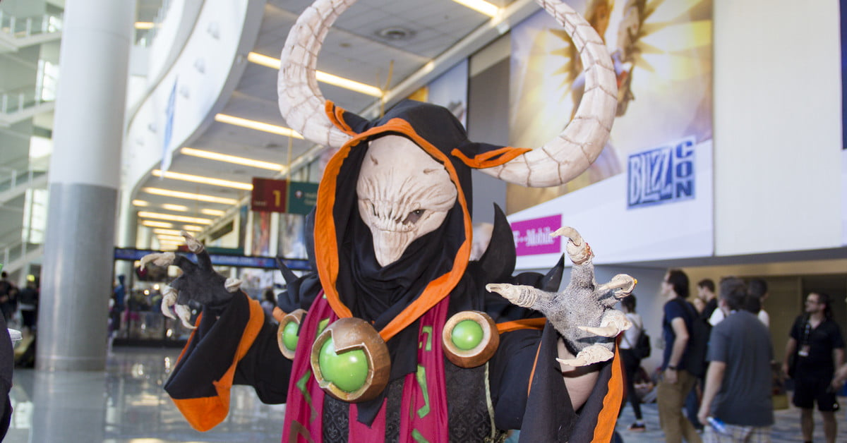 20 awesome cosplays we saw at BlizzCon 2018
