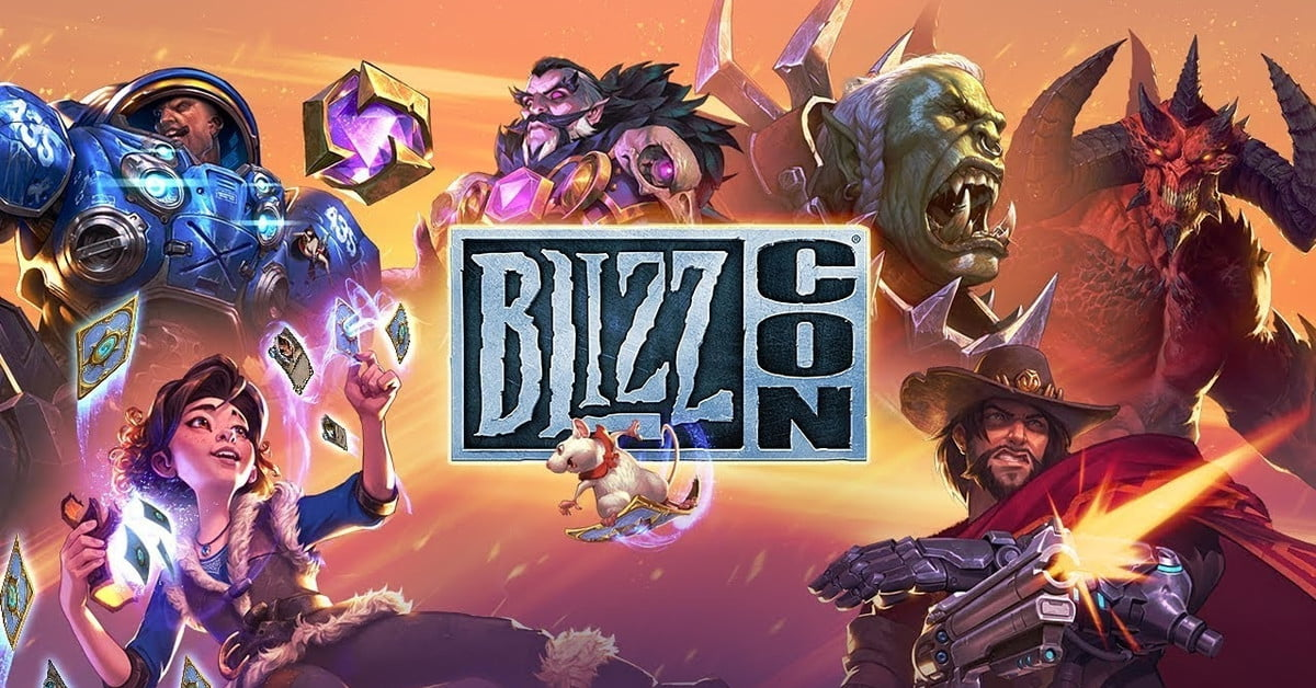 What to expect from BlizzCon 2018