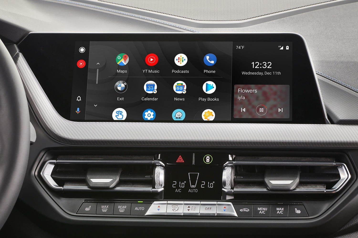 You asked, BMW listened: Android Auto compatibility is coming in 2020