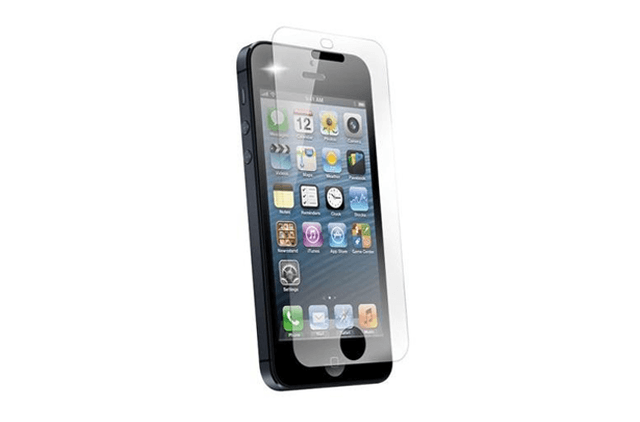 best iphone 5 screen protectors bodyguardz pure glass protection