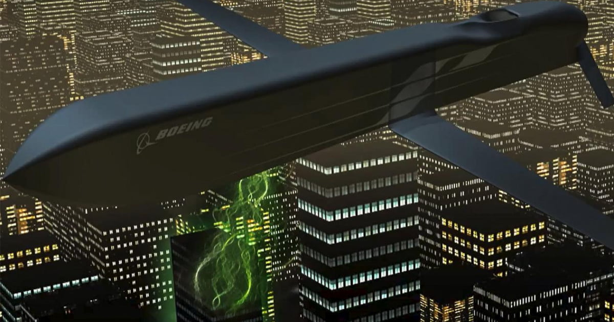 Electromagnetic Pulse Weapon Confirmed By U.S. Air Force