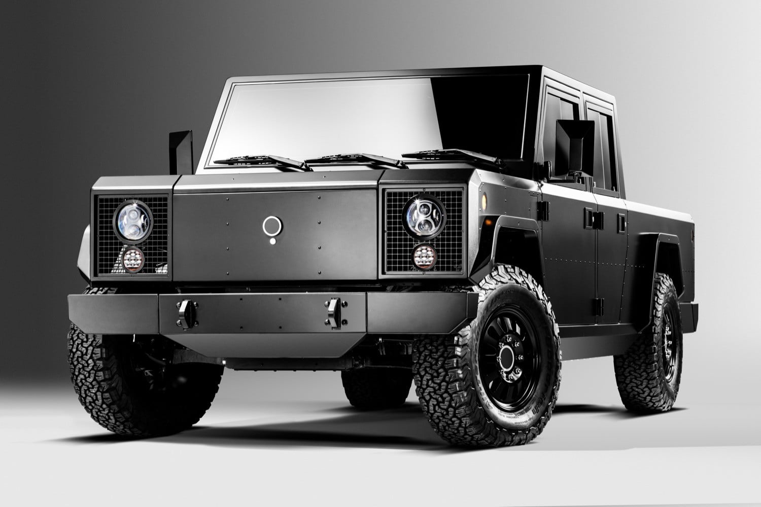 Inside the Bollinger electric trucks coming to offroad parks near you