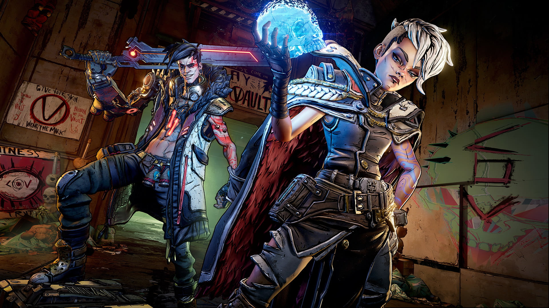 Borderlands 3 Will Be an Epic Games-Store Exclusive on PC