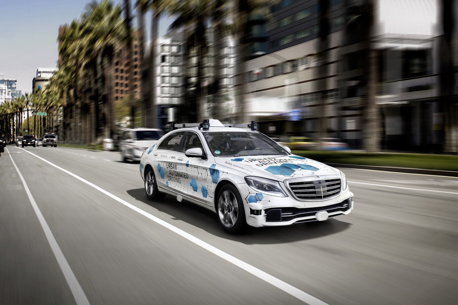 Here's what Bosch hopes to learn from deploying autonomous cars in San Jose