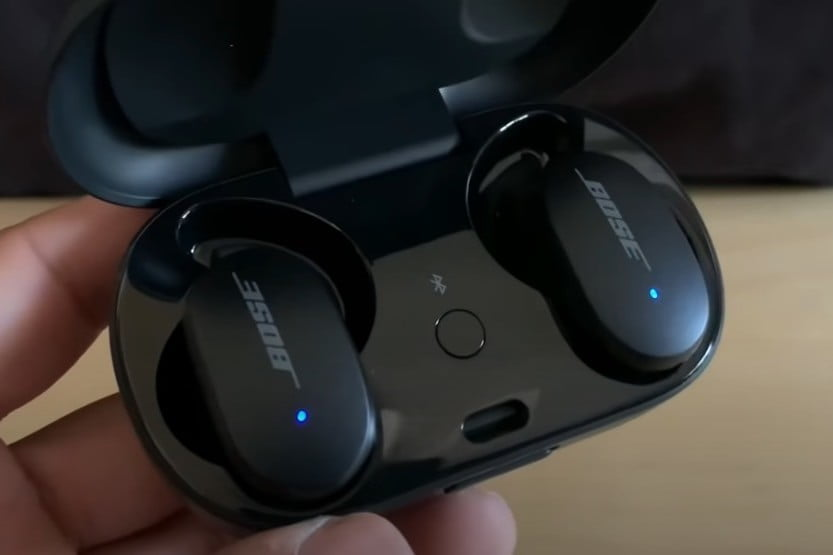 Bose Noise Cancelling Earbuds 700 possibly revealed in YouTube Video