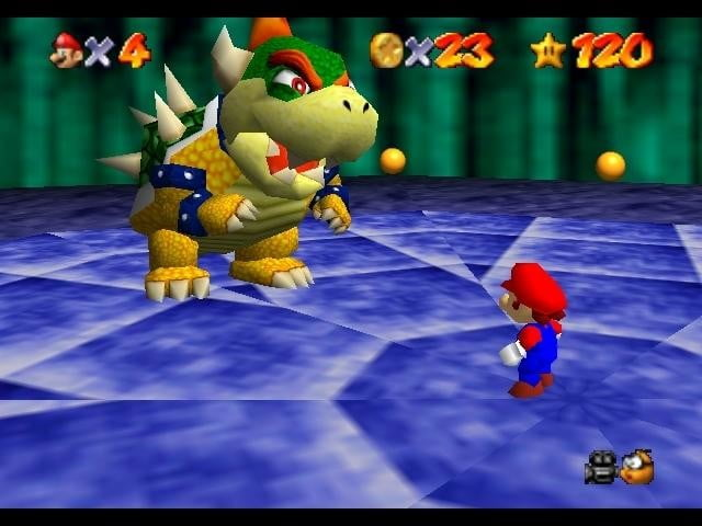 Super Mario 64' Could Help Save Your Brain From Alzheimer's