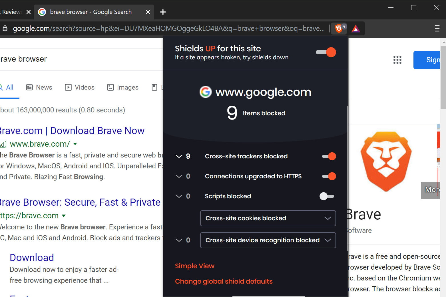 Brave Browser Review 2020.Get Paid In Cryptocurrency For Viewing Ads In New Brave