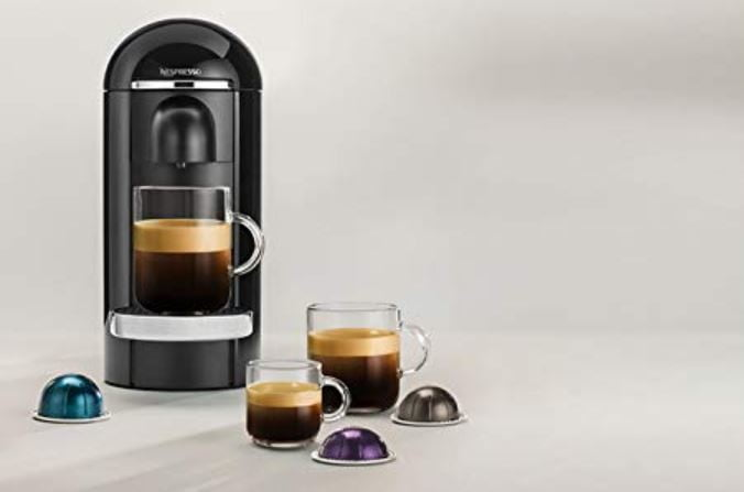 Amazon slashes the price of this Breville Nespresso coffee machine by $91