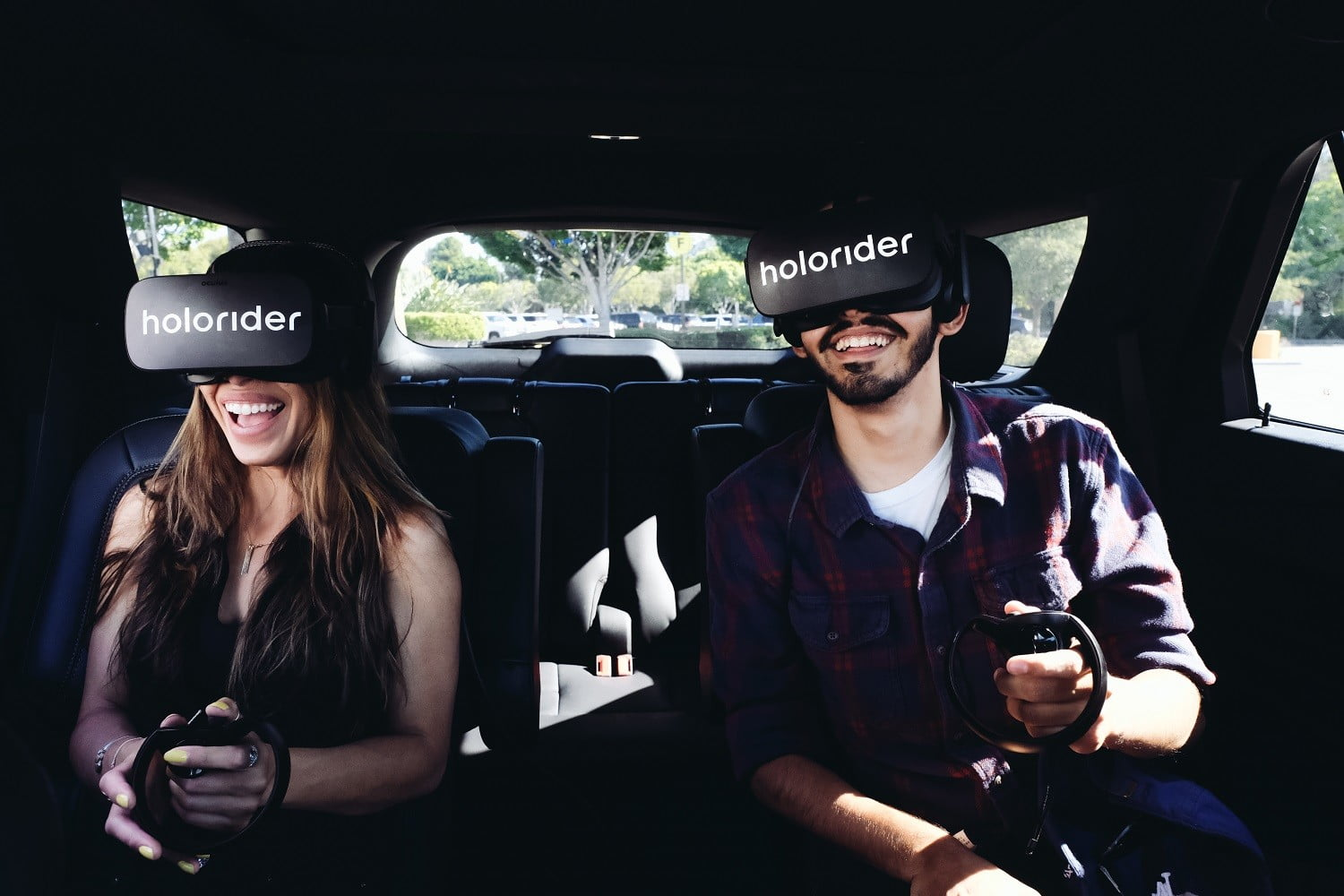 Ford and Holoride have a VR message you need to deliver to Frankenstein