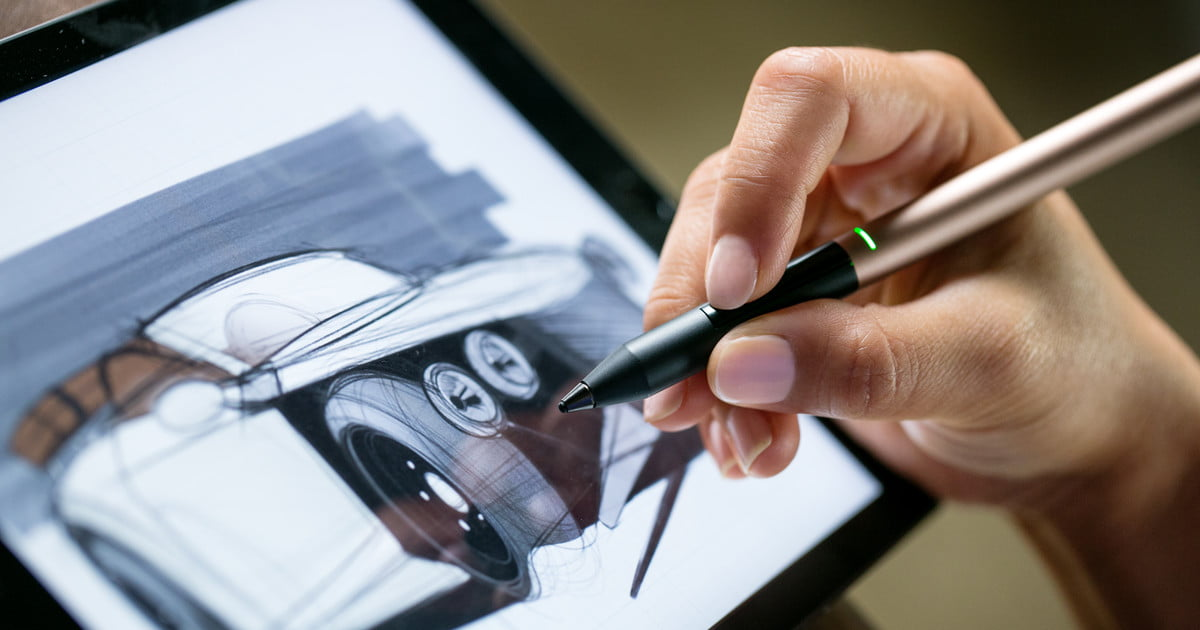 Adonit's Pixel stylus offers unique features when paired with compatible apps
