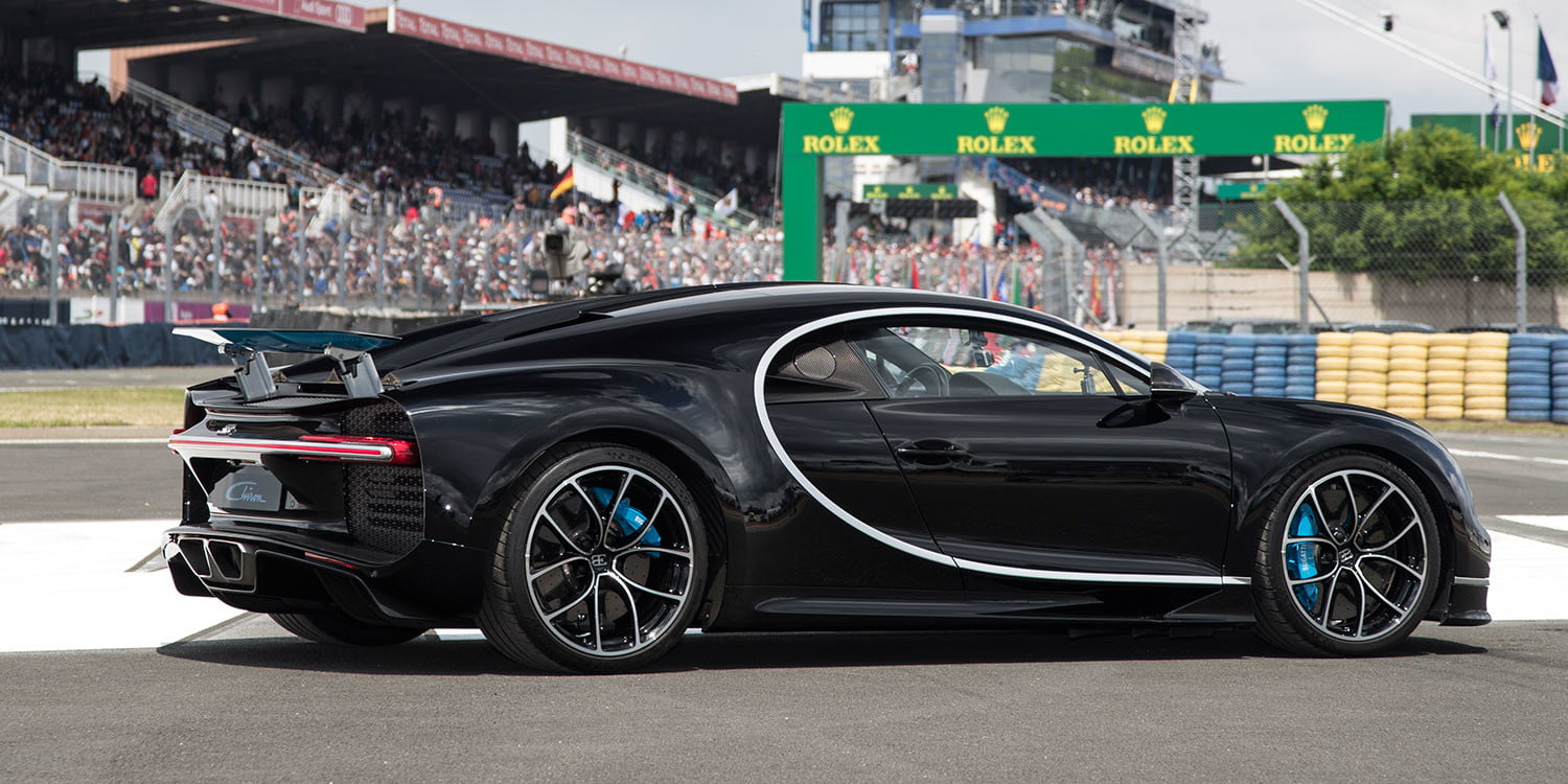 Bugatti wants the Chiron to shatter top-speed records, even the unofficial ones