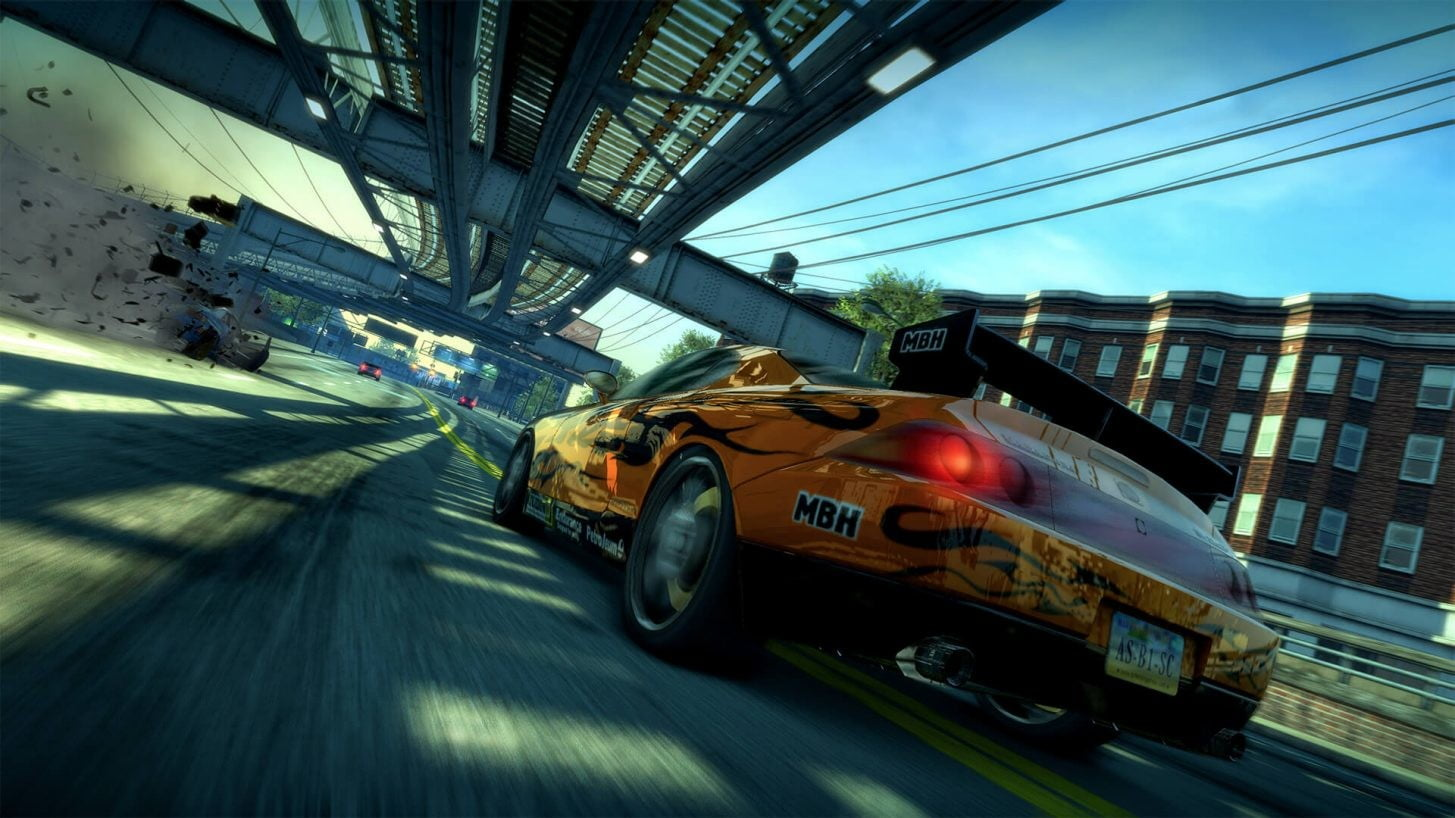 Ex-Criterion Developers' 'Dangerous Driving' Sounds Like