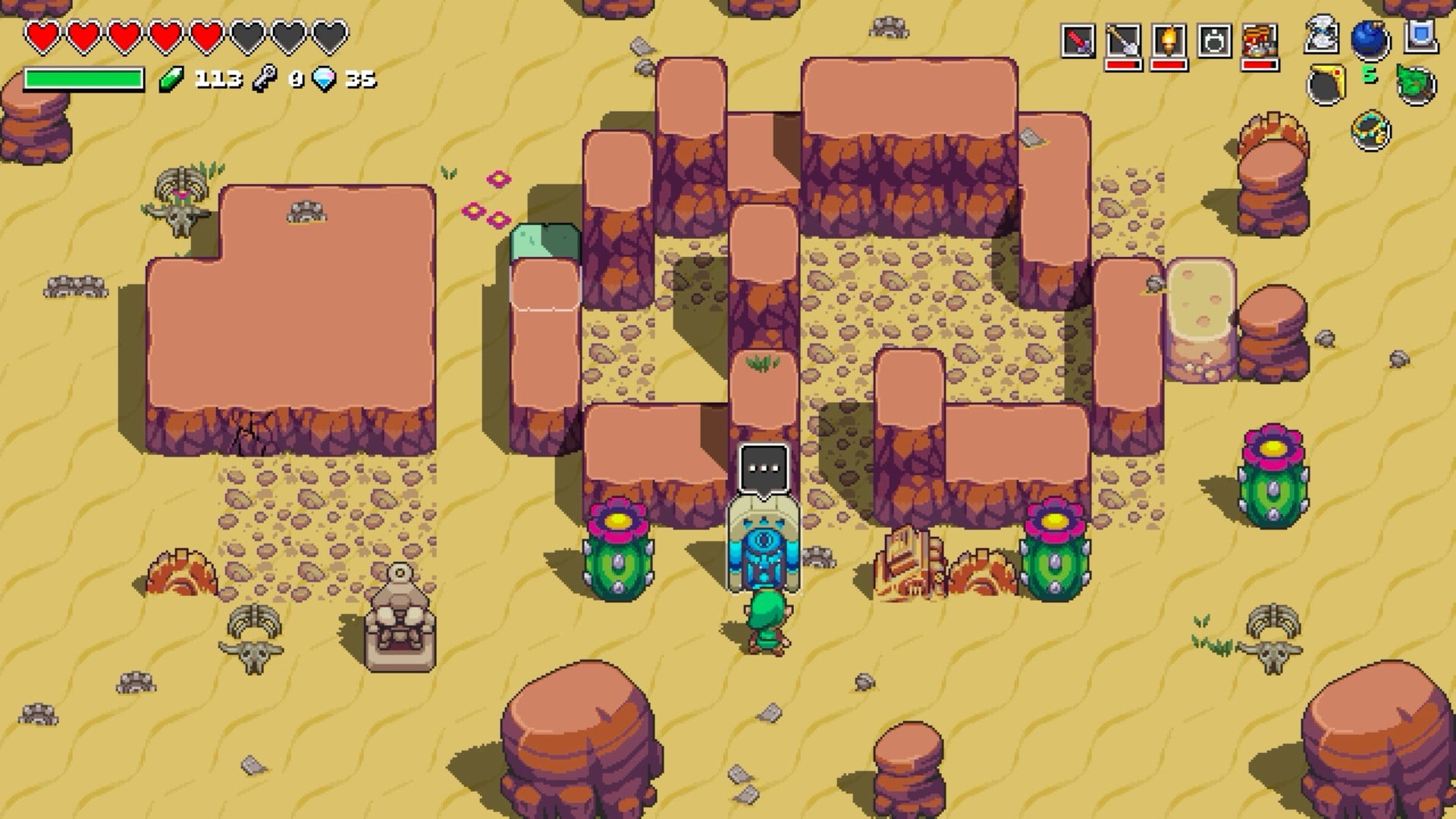 Cadence of Hyrule is the First Truly Amazing Zelda Spinoff