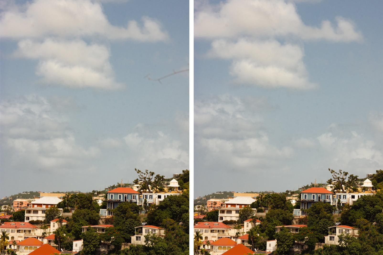 Remove photo bombs and patch holes with Photoshop's new Content-Aware Fill