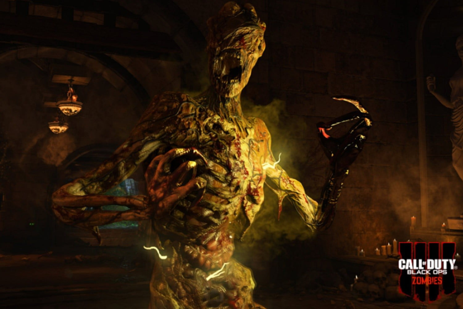 Call of Duty: Black Ops 4 Zombies Secrets Revealed by Fired