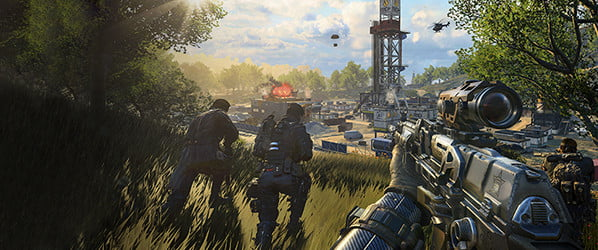 Call of Duty: Black Ops 4 Developers to Suspend Players