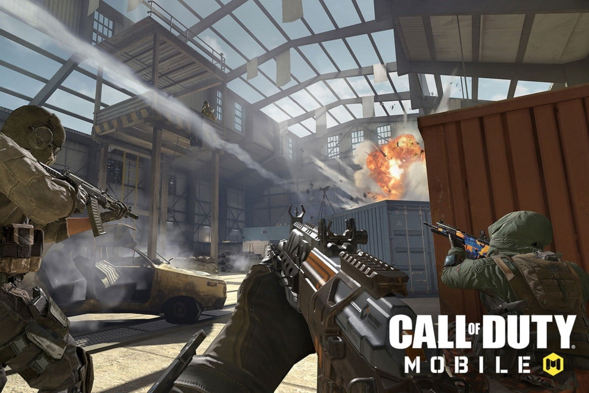 Activision reveals game modes, multiplayer maps for Call of Duty: Mobile