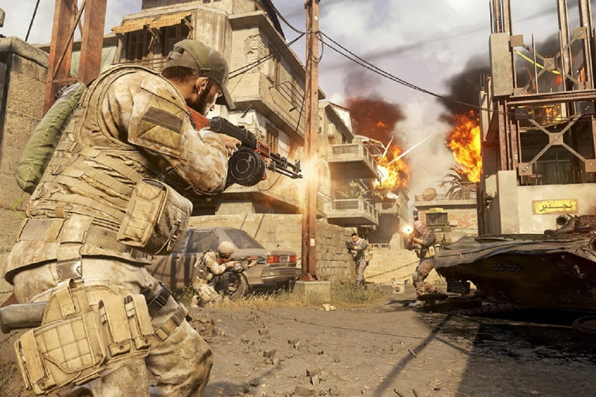 Call of Duty: Modern Warfare to Take Cues from 2009's No