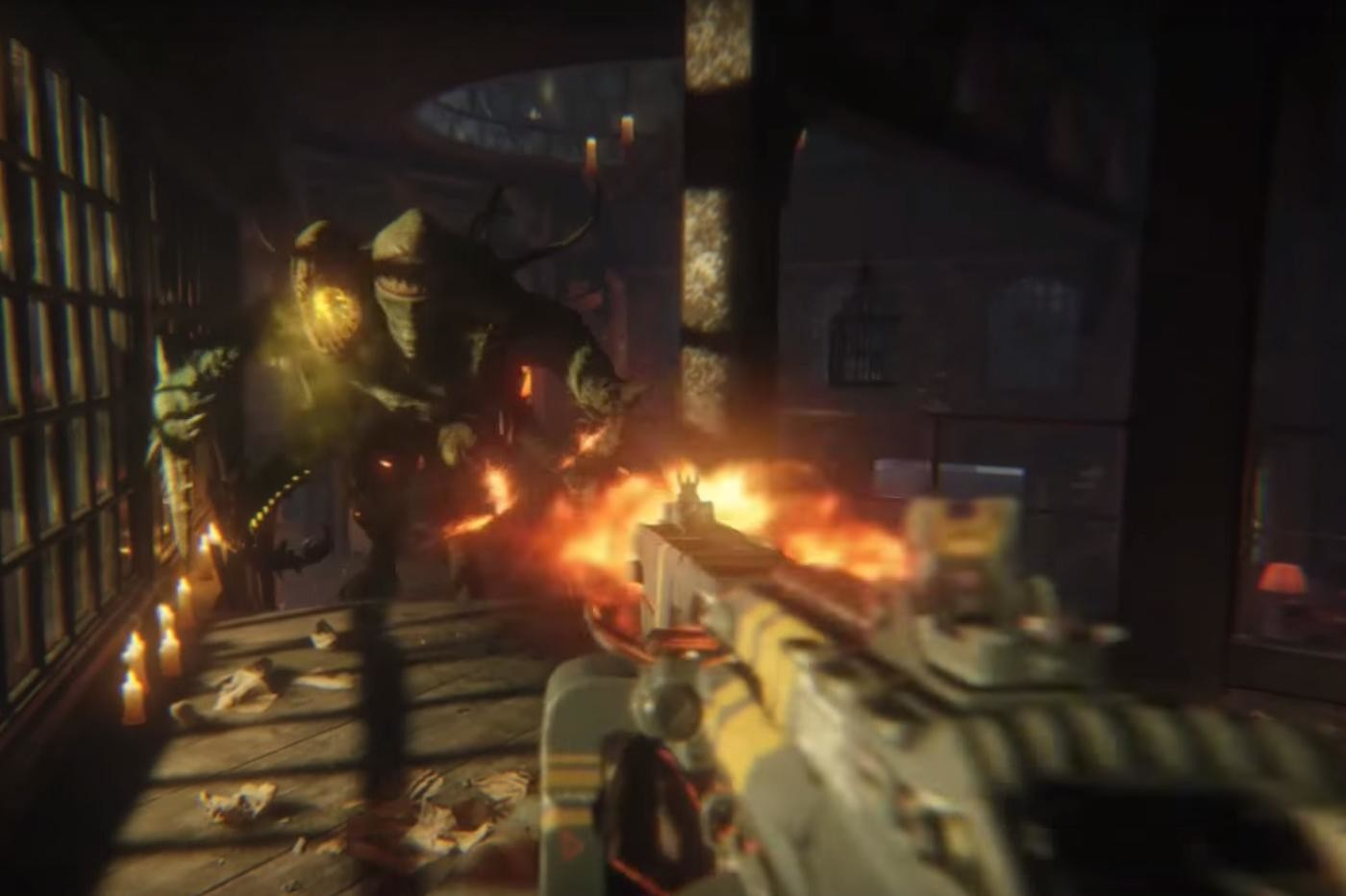 Call of Duty: Black Ops 3's Zombies Are Lovecraftian Noir