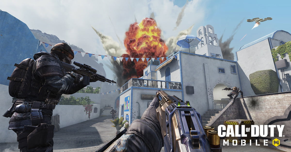 Call of Duty: Mobile is the best shooter I've played on a smartphone