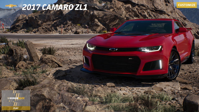 Epic Games' Unreal Engine 4 powers new Chevrolet car