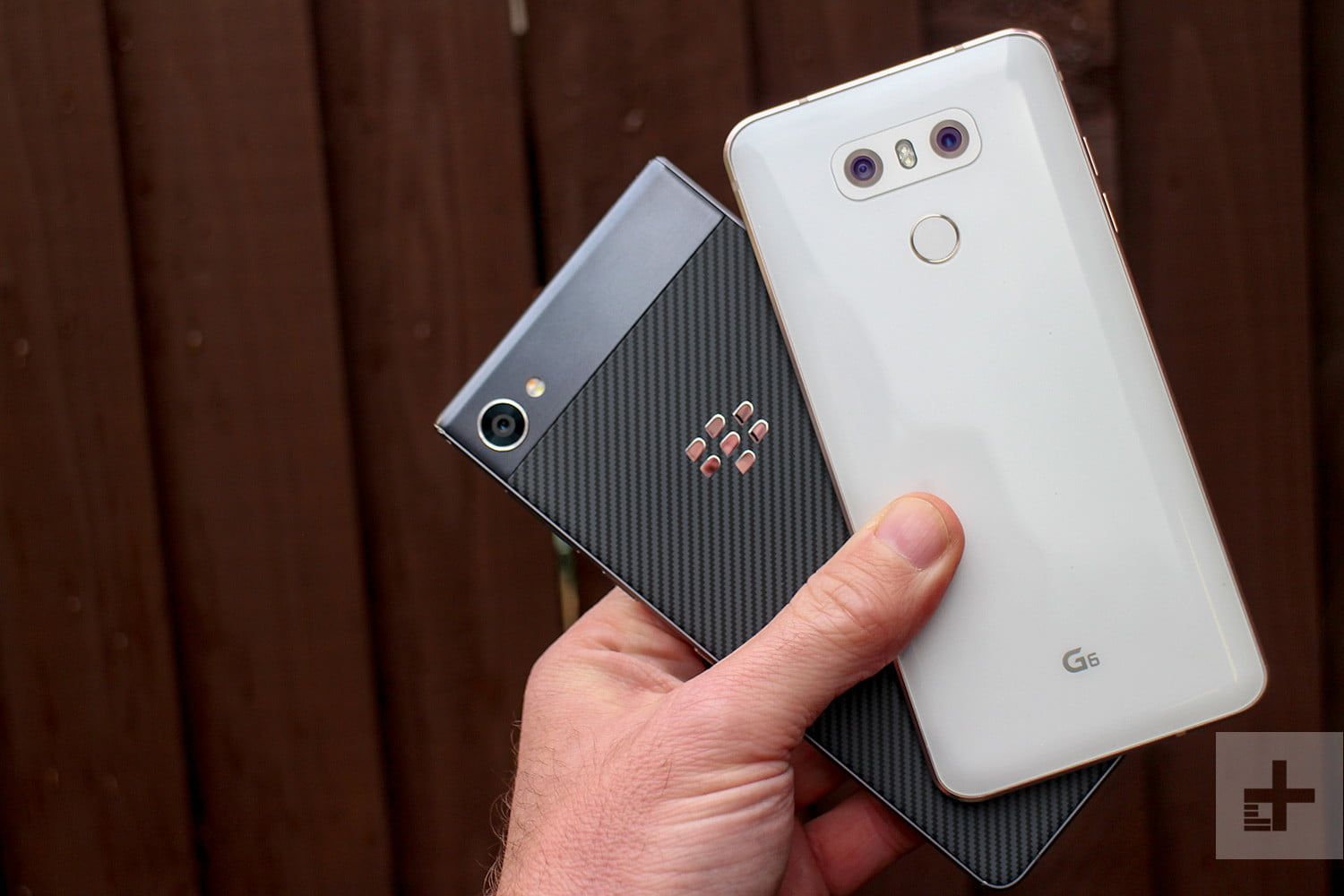 BlackBerry Motion vs  LG G6 Camera Shootout | Digital Trends