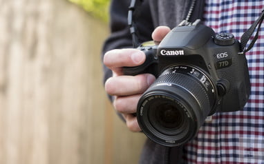 Canon EOS 77D Review | Digital Trends