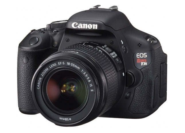 Canon EOS Rebel T3i Review | Digital Trends