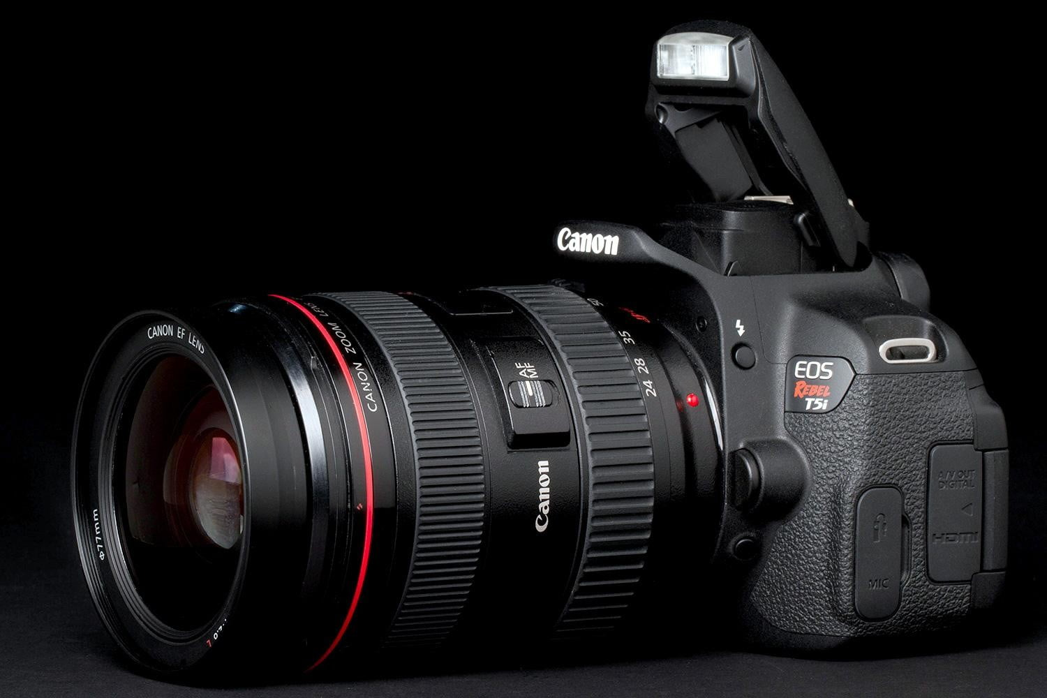 Canon EOS Rebel T5i review | Digital Trends