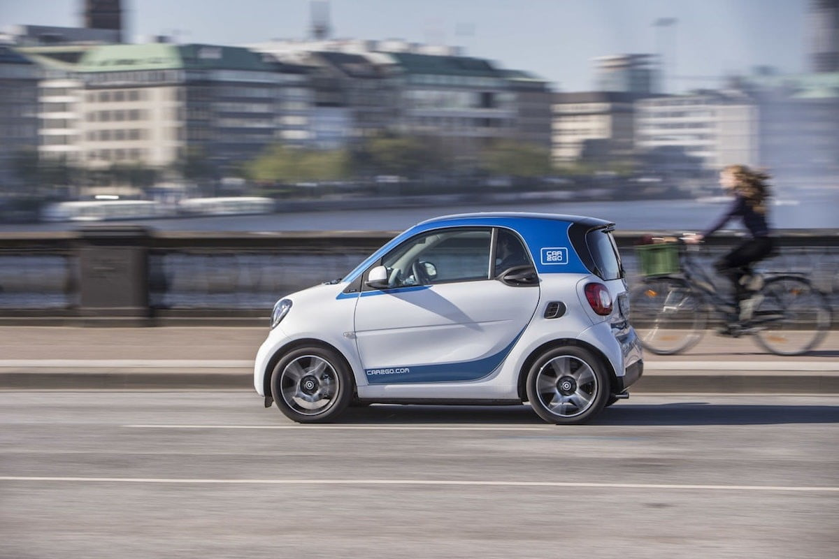 Car Sharing Car2go Revs Up For A July Launch In Chicago Digital