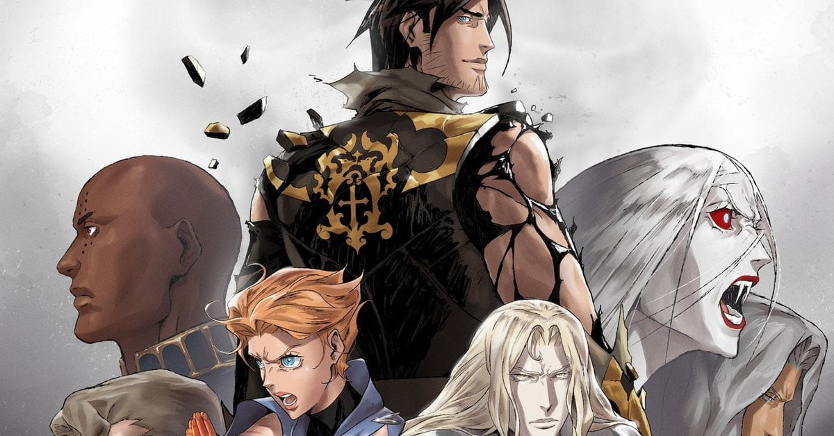 Netflix Delivers First Trailer and Premiere Date for Castlevania Season 3