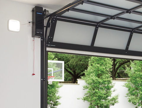 Chamberlain debuts smart, space-saving RJO70 wall-mounted garage door opener