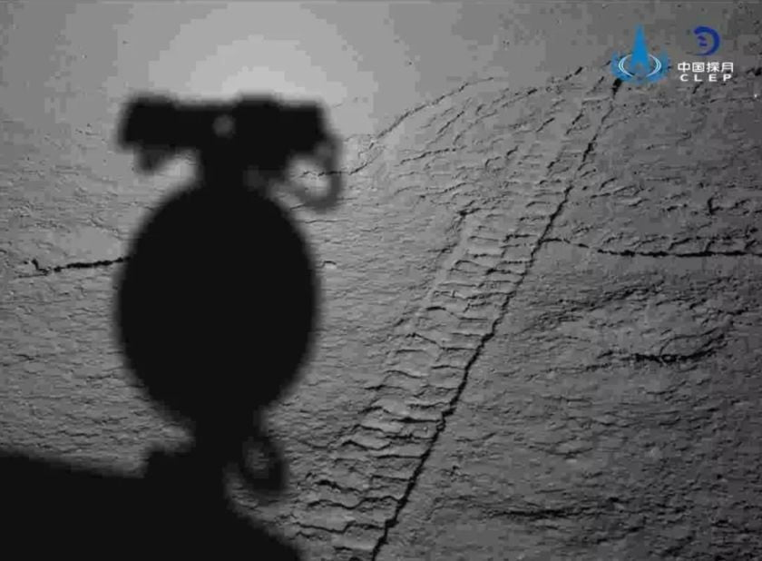 China's Chang'e 4 lander finds gel-like substance on the far side of the moon
