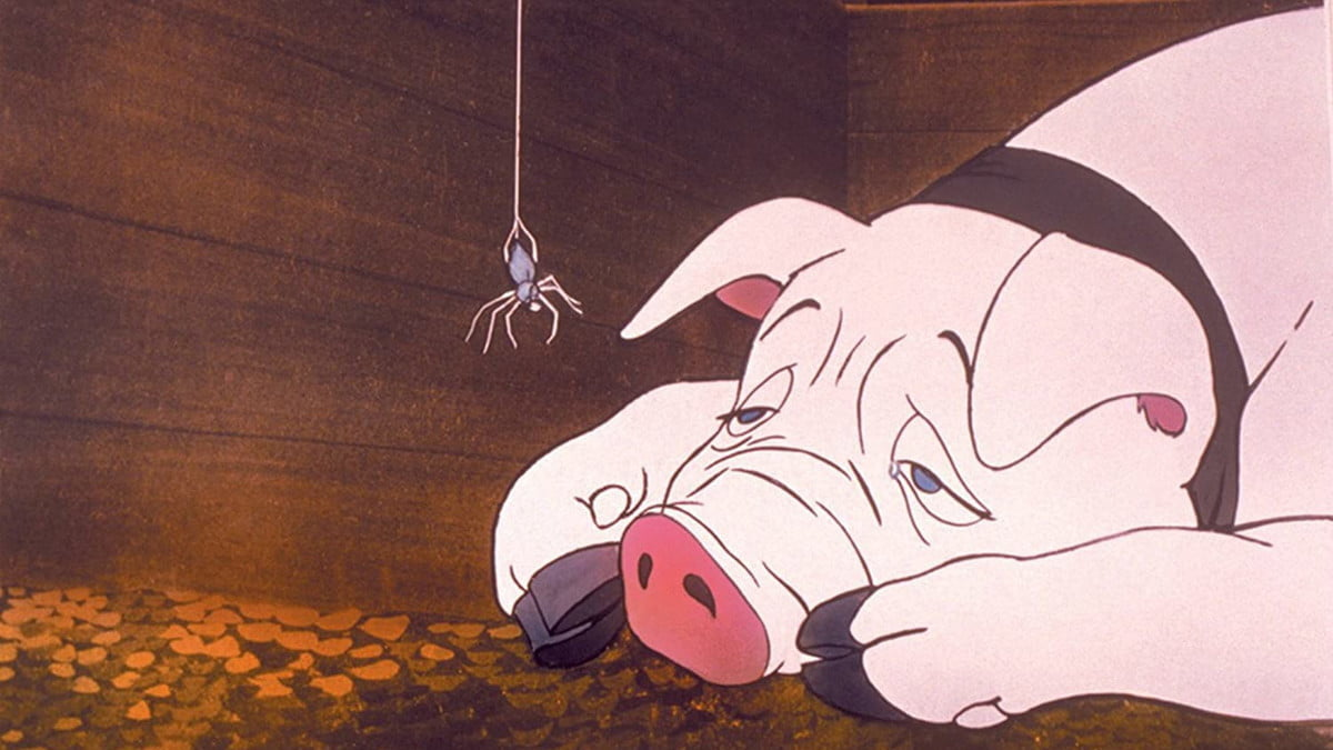 Charlotte's Web on Amazon Prime
