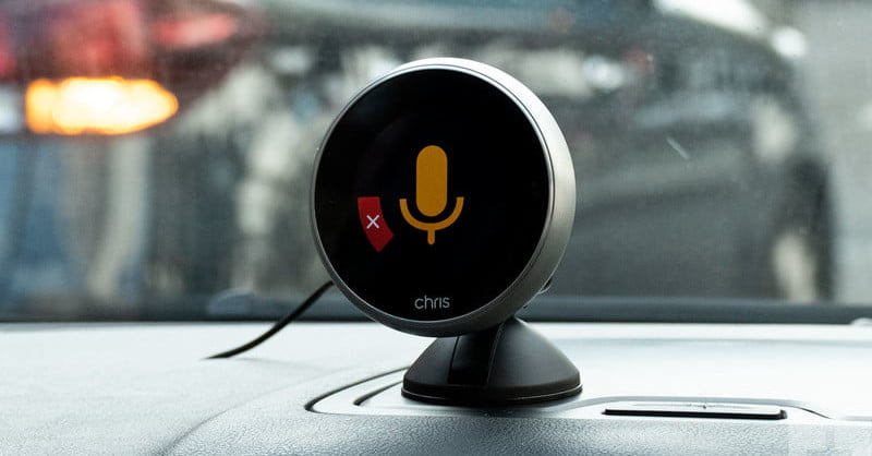 Chris Digital In-Car Assistant Review: Keep Your Eyes on the