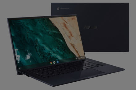 Asus announces high-end Chromebooks powered by AMD Ryzen and Intel Tiger Lake