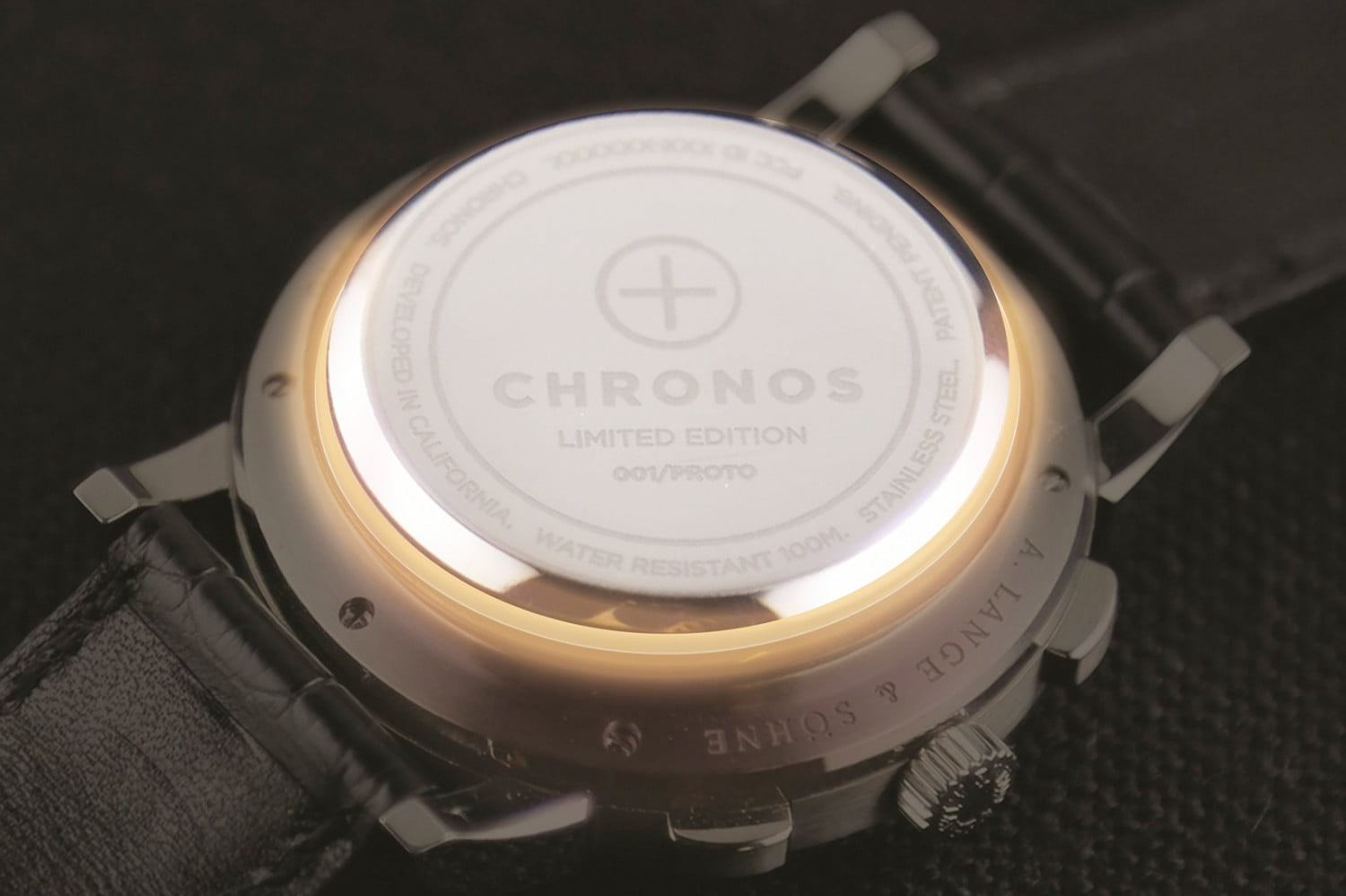 The Chronos Gives Your Stupid Watch Superpowers Digital Trends