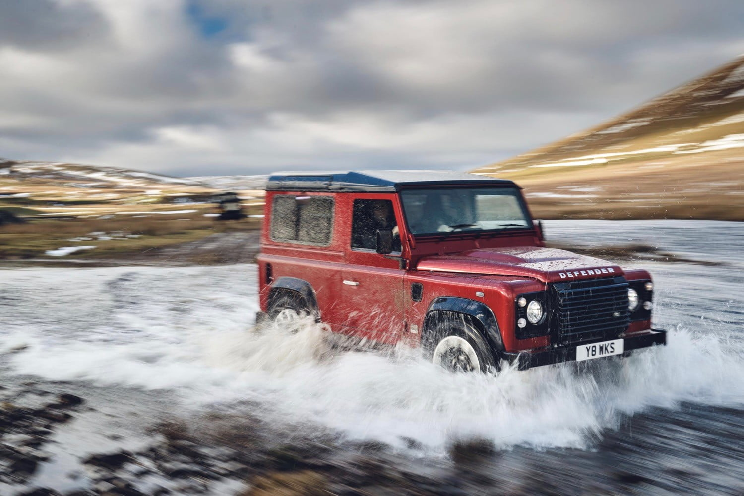 The iconic Land Rover Defender to make a limited but powerful comeback