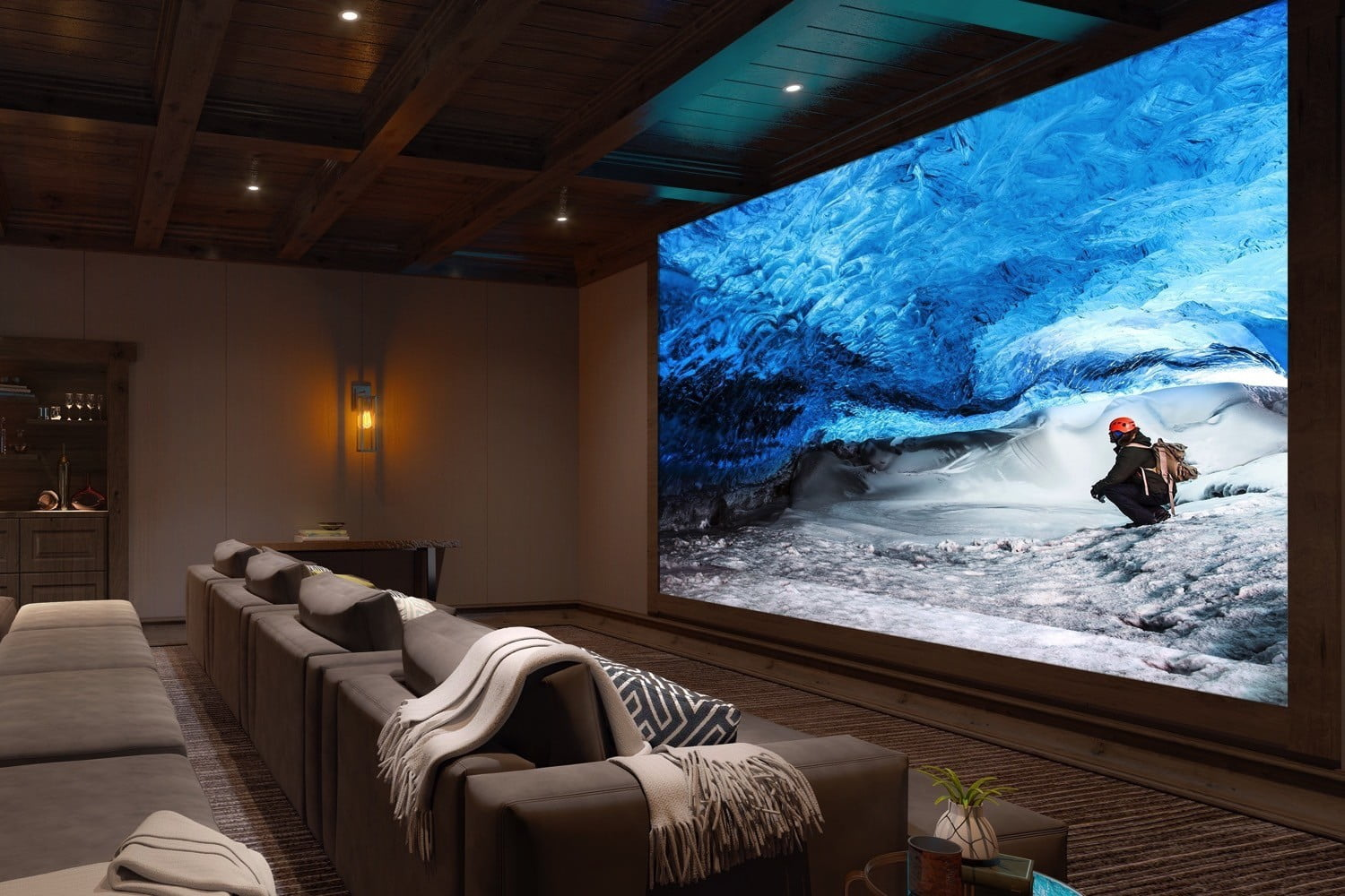 Sony's Crystal LED screens will cost more than a Ferrari