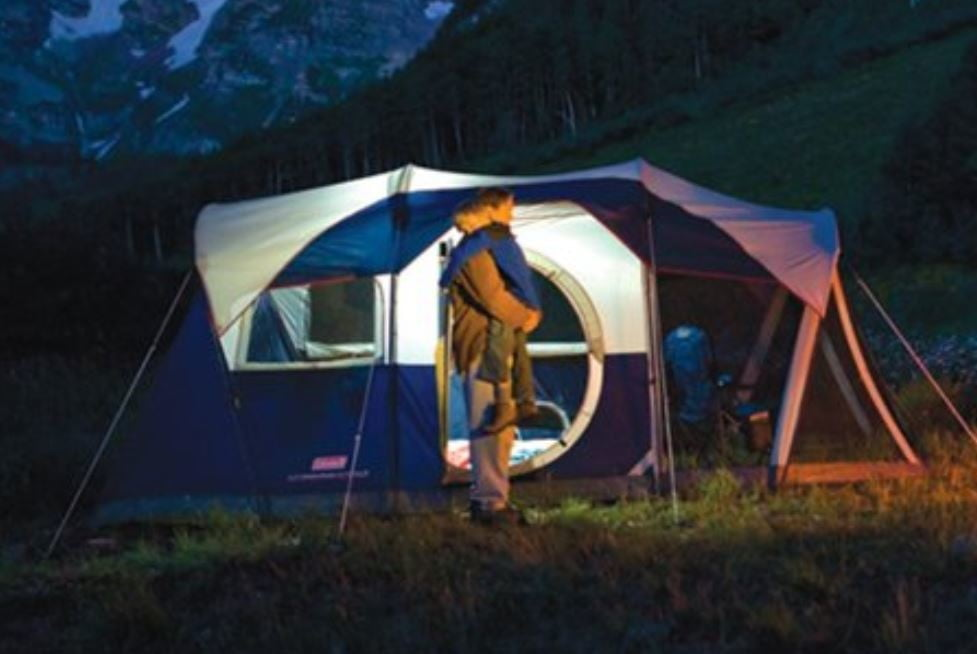 These Coleman and Ozark Trail tents are on sale up to $70 off on Walmart