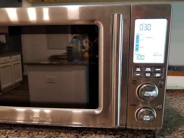 Breville Combi Wave Air Fryer Microwave And Convection