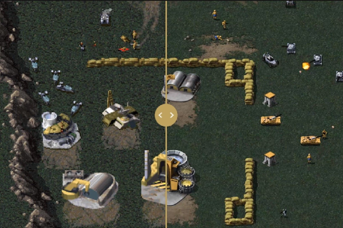 Command & Conquer Remastered stays true to original in first gameplay teaser