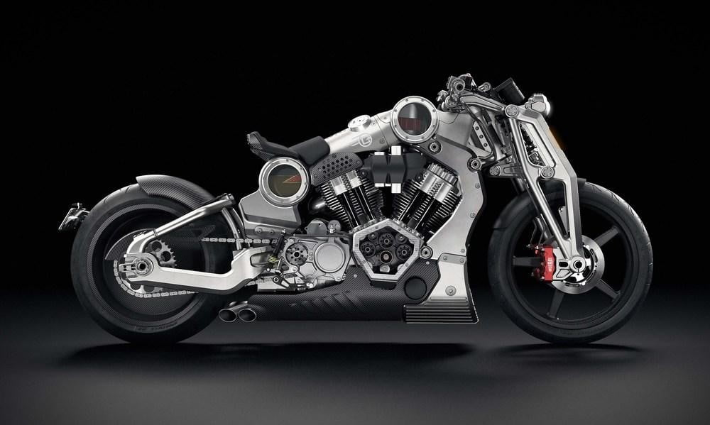 The American Way: Confederate Motors unveils the G2 P51 Combat Fighter