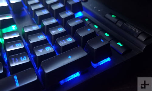 Corsair K70 RGB Rapidfire Review | Mechanical Gaming