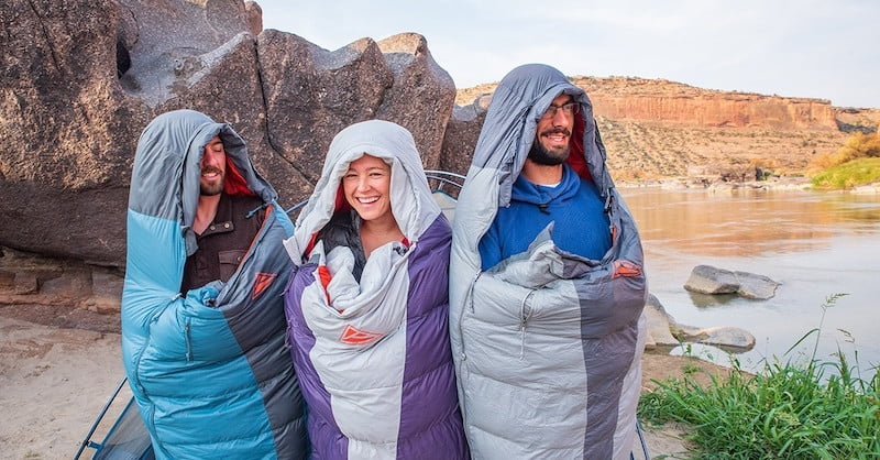 Stay toasty in the best lightweight backpacking sleeping bags you can buy