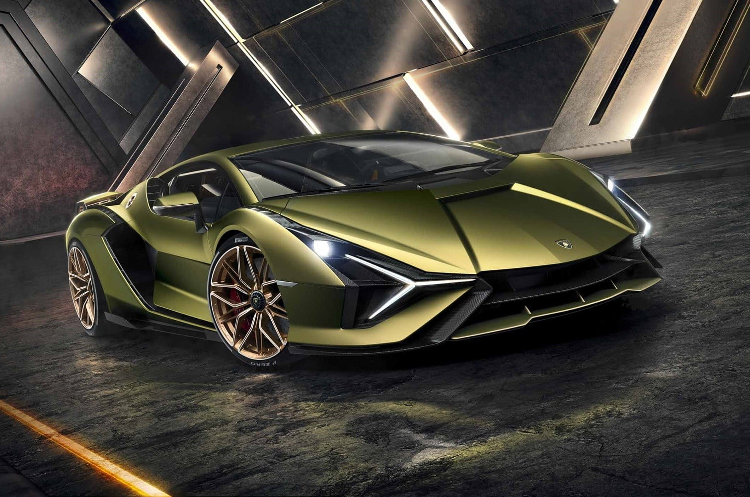 Lamborghini and MIT want to replace batteries with supercapacitors