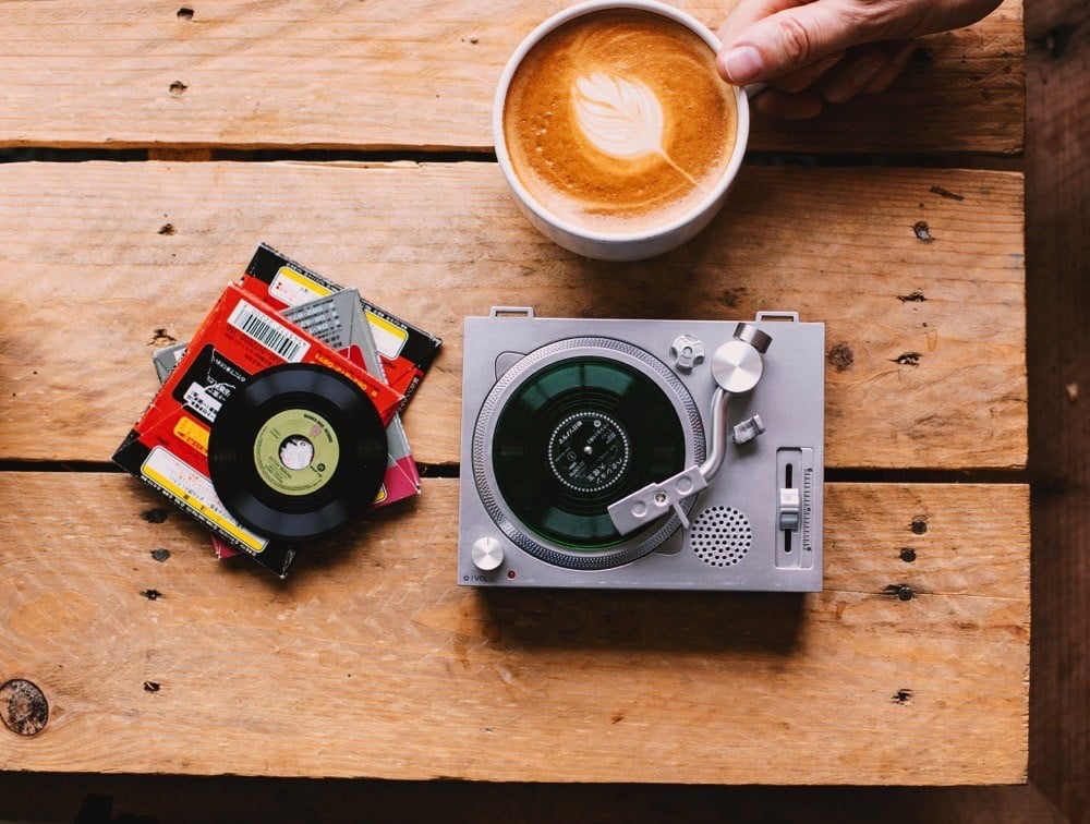 Crosley's Mini-Turntable Is a Pointless 3-inch Player You